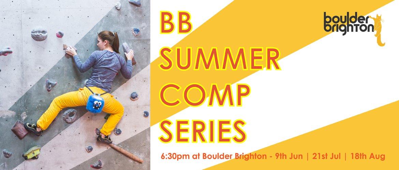 BB Summer Comp Series - 6.30pm on 9th Jun, 21st Jul, 18th Aug