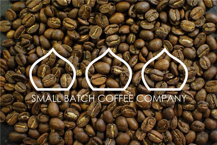 Small Batch Coffee Company logo