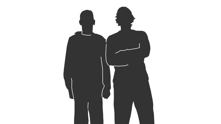 the bb directors in silhouette