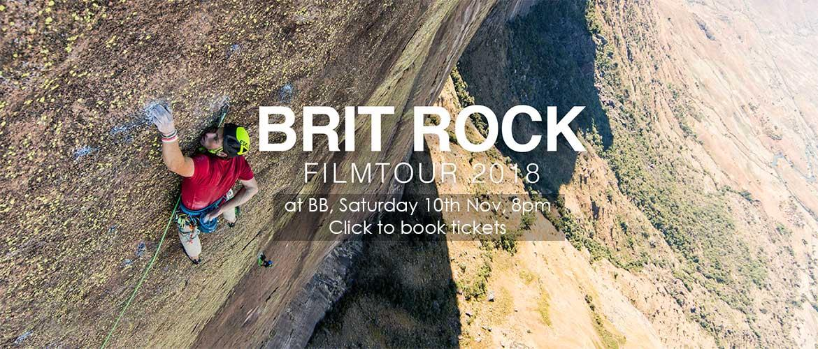 Brit Rock Film Tour at the BB Cafe