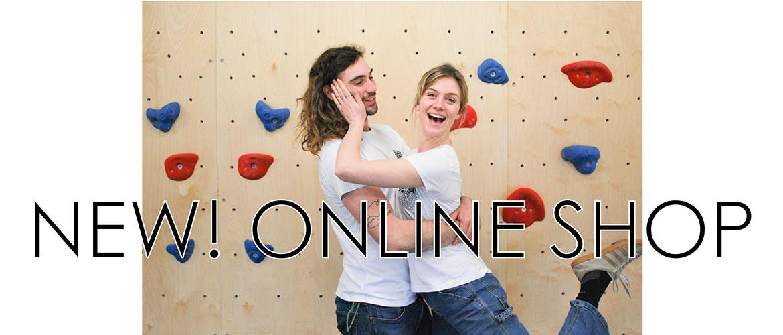 New! Online shop