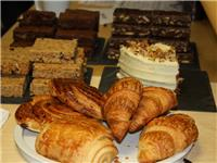 Tasty cakes and snacks, all made locally in Brighton & Hove