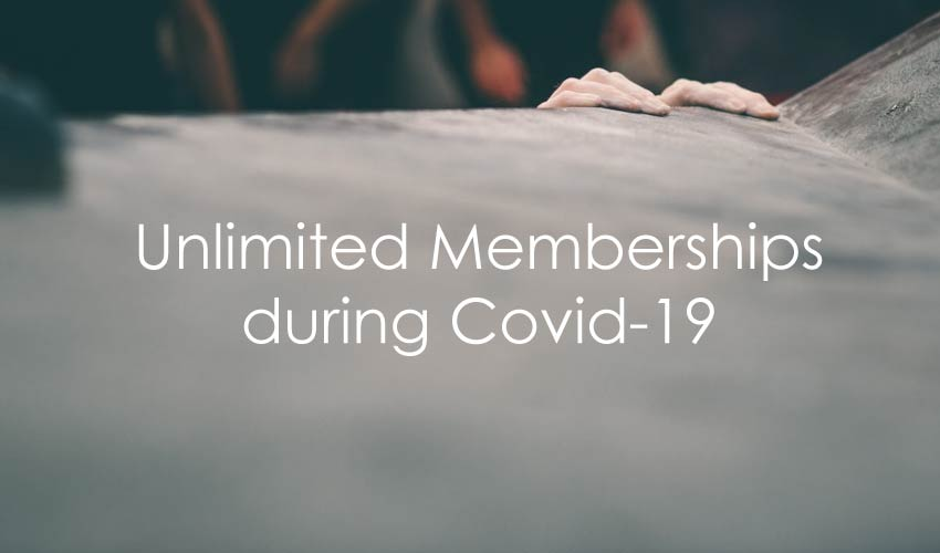 Unlimited Memberships during Covid-19
