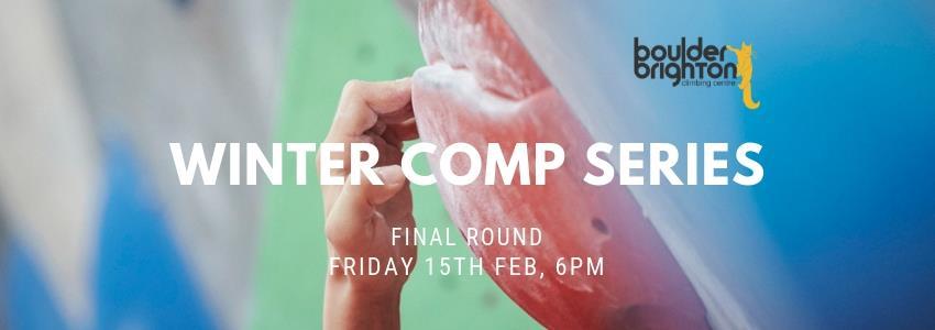 Winter Comp Series - R4