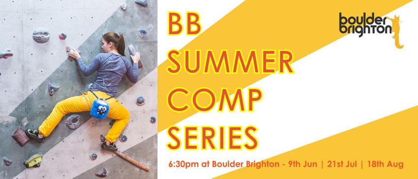 BB Summer Comp Series 2017 - R1