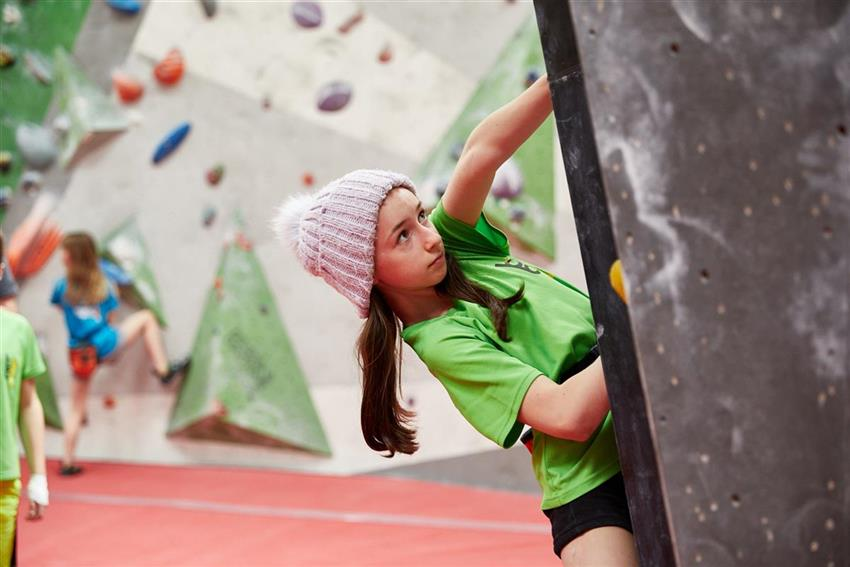 Youth climbing this Summer