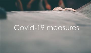 Covid-19 measures at BB