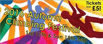 BB Autumn Climbing Festival