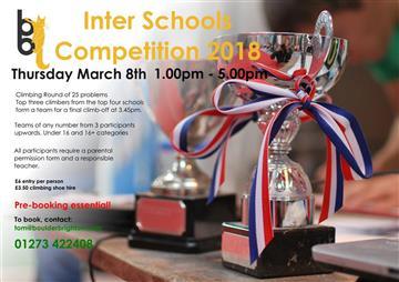 Inter-schools comp 2018