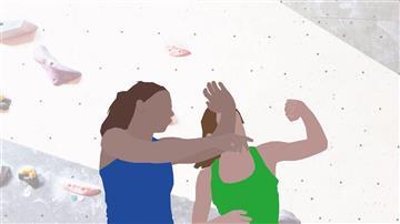 Women's Climbing Socials!